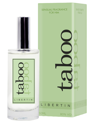 Taboo Sensual Eau de Toilette for Him (50 ml)