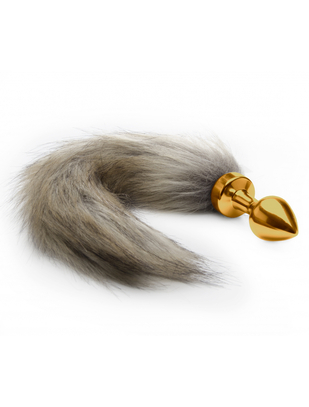 Ouch! Fox Tail Buttplug