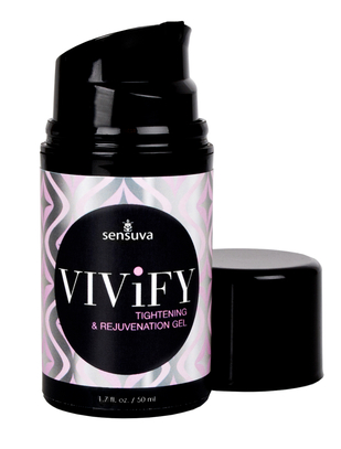 Sensuva VIViFY Shrinking & Rejuvenating Gel (50 ml)