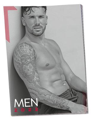 OV Wall Calendar Men