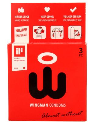 Wingman (3 / 8 / 12 tk.)