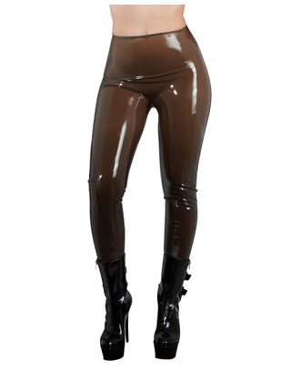 Late X Latex tights