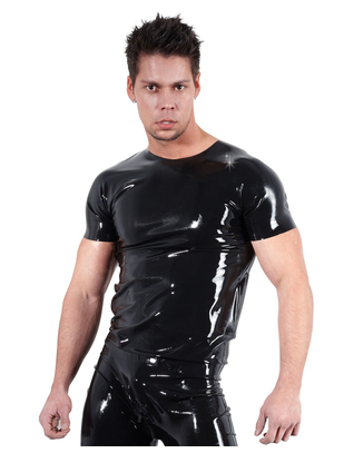 Late X Latex Shirt
