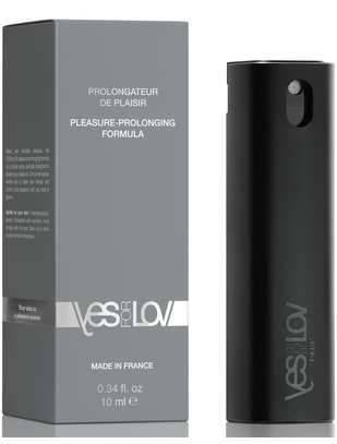 YESforLOV Pleasure Prolonging Formula Delay Spray for Men (10 ml)