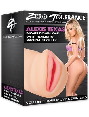 Zero Tolerance Pornstar Pussy Stroker