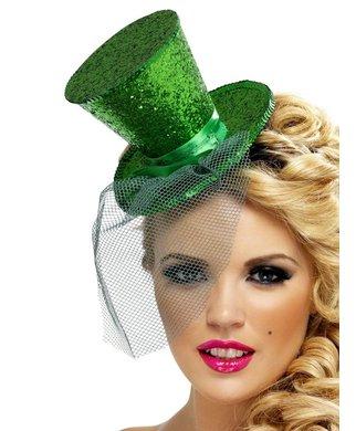 Fever Mini Top Hat On Headband
