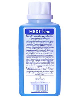 Blackstyle Hexi Blau Latex Cleaning Agent