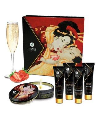 Shunga Geisha's Secret Sparkling Strawberry Wine